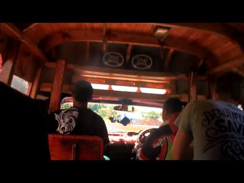Savai'i bus 1 2011 Samoa
