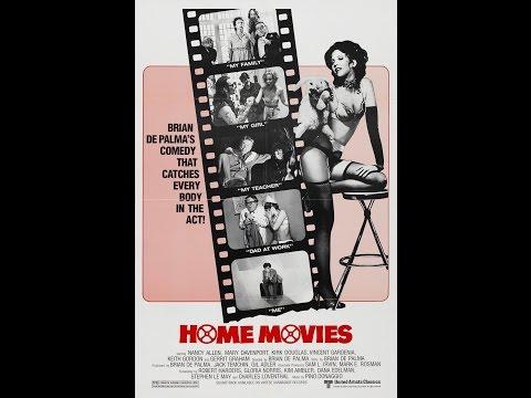 Kirk Douglas in HOME MOVIES 1979