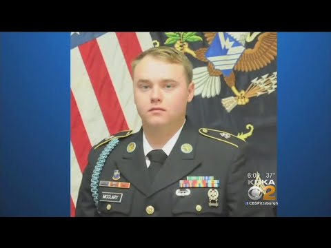 Body Of Export Soldier Killed In Afghanistan Returns Home