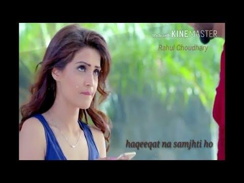 💖💖mohabbat se nahi waqif love whatsapp status💗💗 video song   Rahul Choudhary