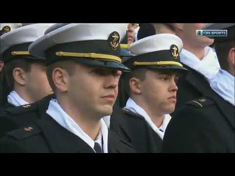 Bill Cunningham - Must See: Army / Navy Prayer Before Game!!