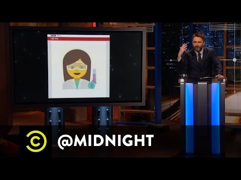Randy Sklar, Jason Sklar, Jon Dore  New Emojis  @midnight with Chris Hardwick