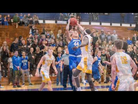 Brainerd Basketball Slideshow 2016-2017