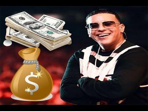 Conoce la Verdadera Fortuna de Daddy Yankee y que hace con todo su dinero - Curiosiando