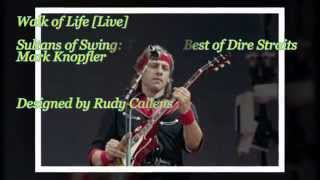 ♪ ♪ Walk of Life [Live] ♪ ♪ Sultans of Swing: The Very Best of Dire Straits ♪ ♪