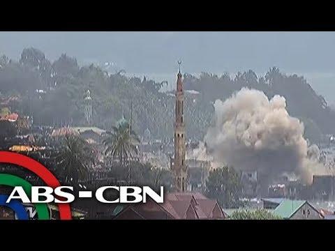 Mala-'Hiroshima' na lugar sa Marawi, iminungkahi ng isang arkitekto