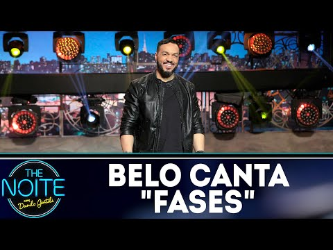 "Belo canta ""Fases"" 
