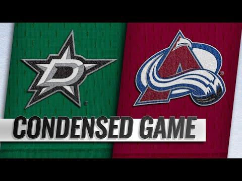 11/24/18 Condensed Game: Stars @ Avalanche