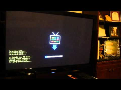How to Install HoneyComb (Android 3.1) on your Logitech Revue Google TV Box