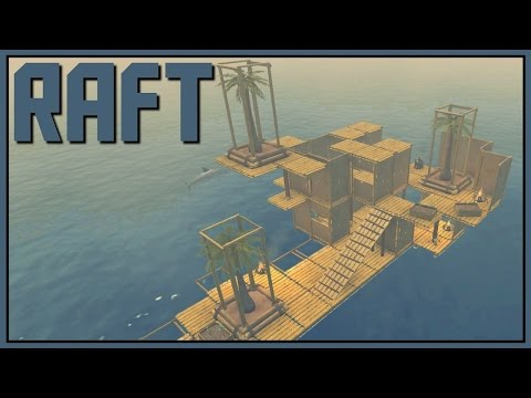 Raft Game For PC Save File Location...!!!