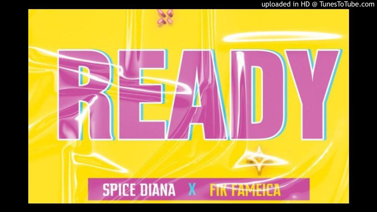 Download Ready Instrumental - Fik Fameica Ft. Spice Diana I Beats By Beam 2021 I Logic pro X