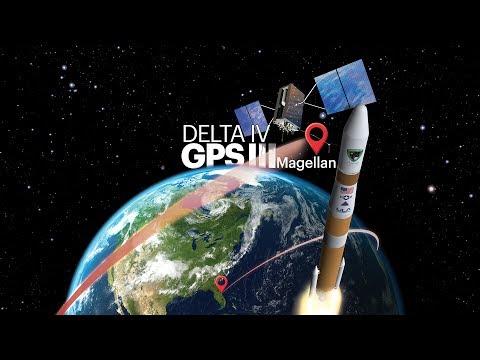 Watch as ULA launches the final flight of its Delta IV Medium rocket