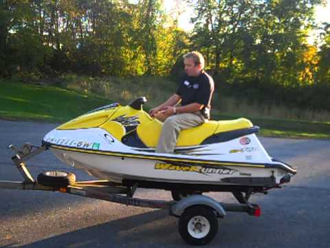 1997 yamaha gp760 youtube for 97 yamaha waverunner 760 parts