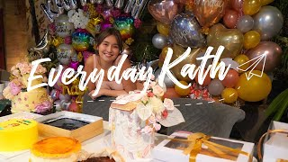 How My Friends Surprised Me on My 25th Birthday | Everyday Kath