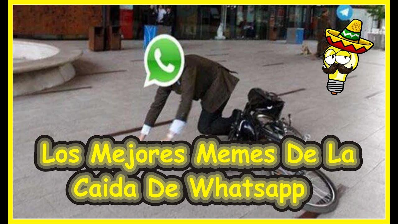 Los Mejores Memes De La Caida De Whatsapp