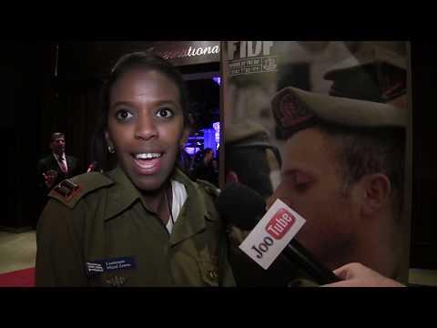 How Ethiopian-Israeli Lt. Mazal Zemru Leads Boot-camp Of  IDF Kfir Div. Recruits
