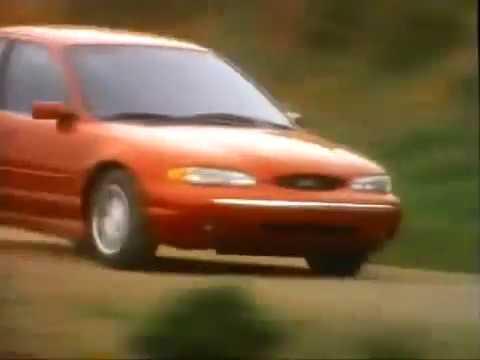 1995 Ford Contour - Promotional Film