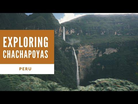 Chachapoyas, Peru - Chachapoyas Ruins Travel Video