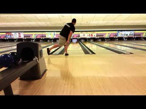 Big calf bowling
