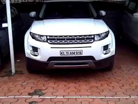 Luxury Cars At Malabar Gold Parking Area Kozhikode Kerala India