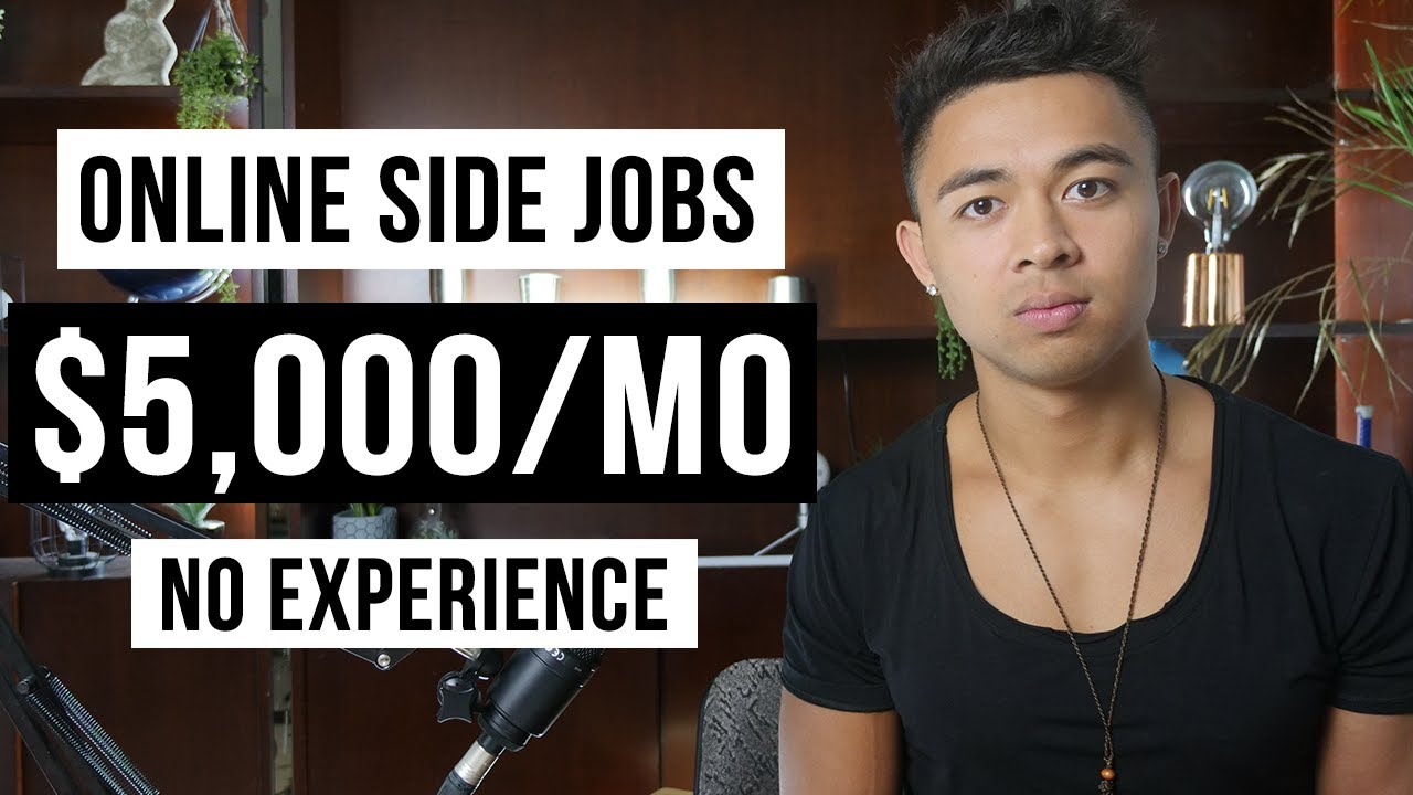 10 Online Side Jobs That Pay Well For Beginners (In 2021)