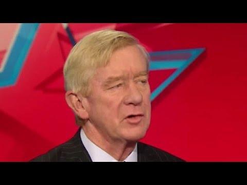 Libertarian VP nominee Bill Weld: full interview