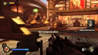 Bioshock Infinite In Game UI