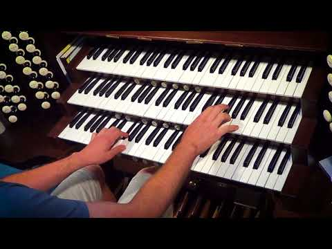 Canon in D - organ