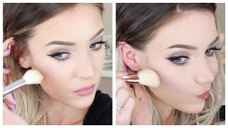 Contouring and Highlighting for PALE SKIN! Updated! | Stephanie Lange
