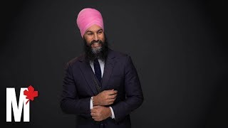 Jagmeet Singh takes the Maclean's 60-second challenge