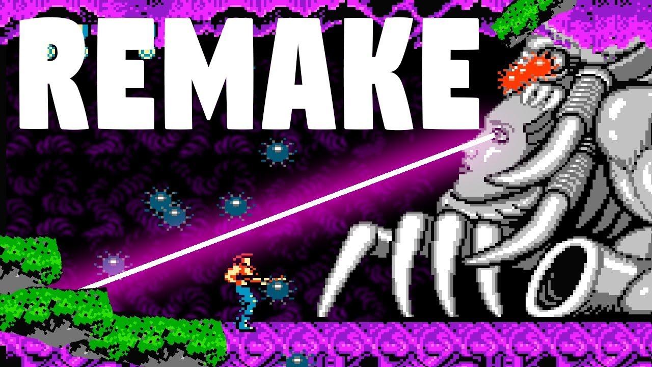 Super C: GameMaker Remake - PIXEL ART GAME (PLATFOMER)