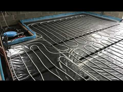 Wright Minimix Bristol Flow Screed Underfloor heating Wrightflow