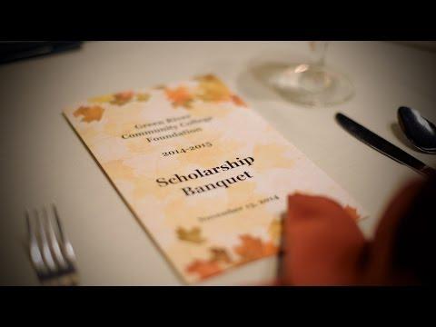 Foundation Scholarship Banquet 2014