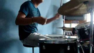DARIO DARES . bateria (the killers-The Ballad of Michael Valentine)