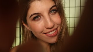 ASMR| 👏🏻 PERSONAL ATTENTION OVERLOAD 🙌 ~ Winking, Wet Whispers, Face Tapping & More 🌟