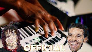 [BEST QUALITY] Drake x Trippie Redd - 'Gods Plan' INSTRUMENTAL (Free Flp) Remake by @Doezigbo