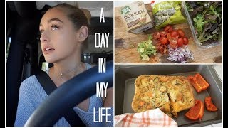 A DAY IN MY LIFE | Giveaways + What I eat in a Day thumbnail