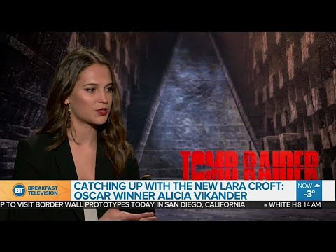 A 'Tomb Raider' fitting for the times