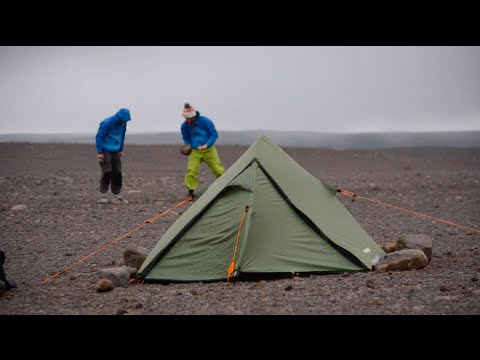 Following The Compass North: Two Brothers Walk Across Iceland