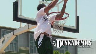 Michael Purdie RIDICULOUS Hops! Amazing Dunks! Video