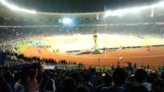Chants - This is CISC @ GBK indonesia