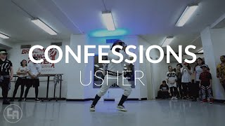WilldaBeast Adams | Confessions | Usher