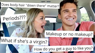 Asking My Husband **JUICY** Questions Girls Are Too Afraid to Ask