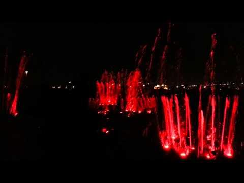 musical fountain in lko by aoun abbas fzd