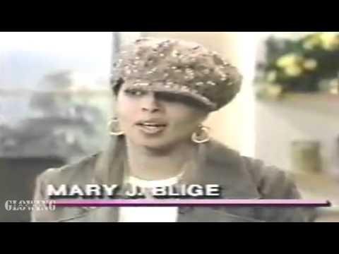 Mary J Blige - Regis Kathy Lee - 1995