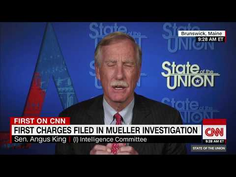 Senator: Mueller is going to follow the facts (CNN interview with Jake Tapper)