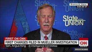Senator  Mueller is going to follow the facts (CNN interview with Jake Tapper)