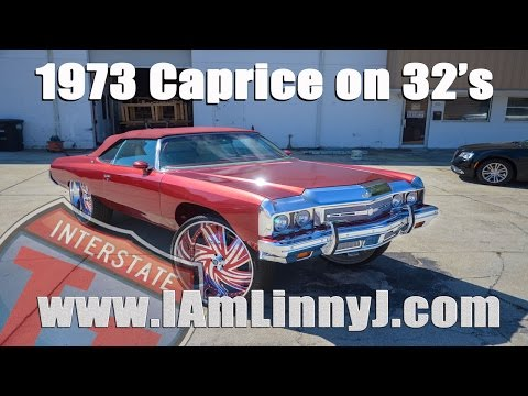 1973 Caprice Convertible Build part 4: Linny J