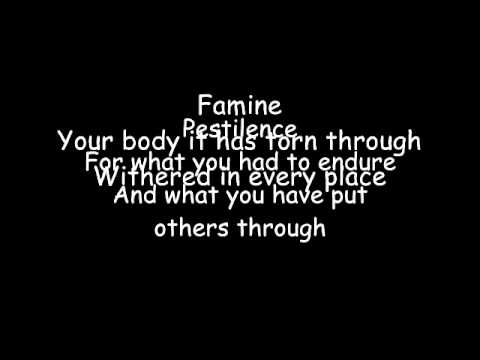 Metallica - The Four Horsemen - Lyrics
