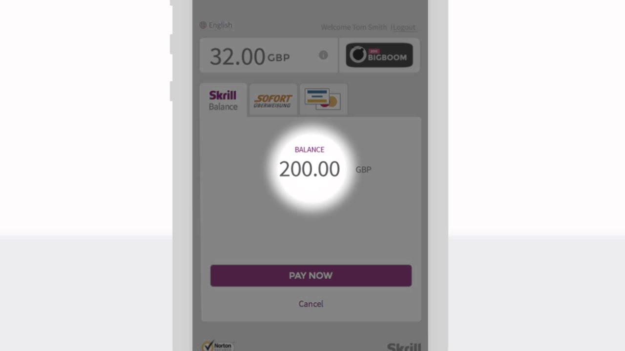 Skrill Mobile Wallet
